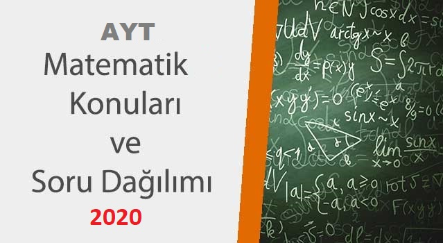 2020 AYT Matematik