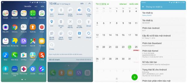 ROM tiếng Việt cho Samsung Galaxy Note 5 (Sprint) [SM-N920P]