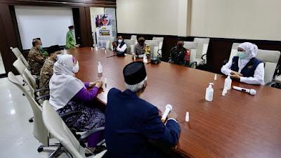 Mantap, Forkopimda Jatim Silaturahmi ke PW Muhammadiyah, Merawat Kebhinekaan Sekaligus Launching Buku