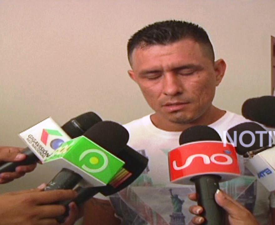 El Oti murió a tres meses de su traslado de Palmasola / CAPTURA PANTALLA RED UNO