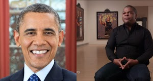 Barrack Obama Appoints Nigerian Artiste, Kehinde Wiley To Paint His Official Portrait