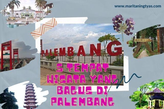 5 tempat wisata bagus di palembang