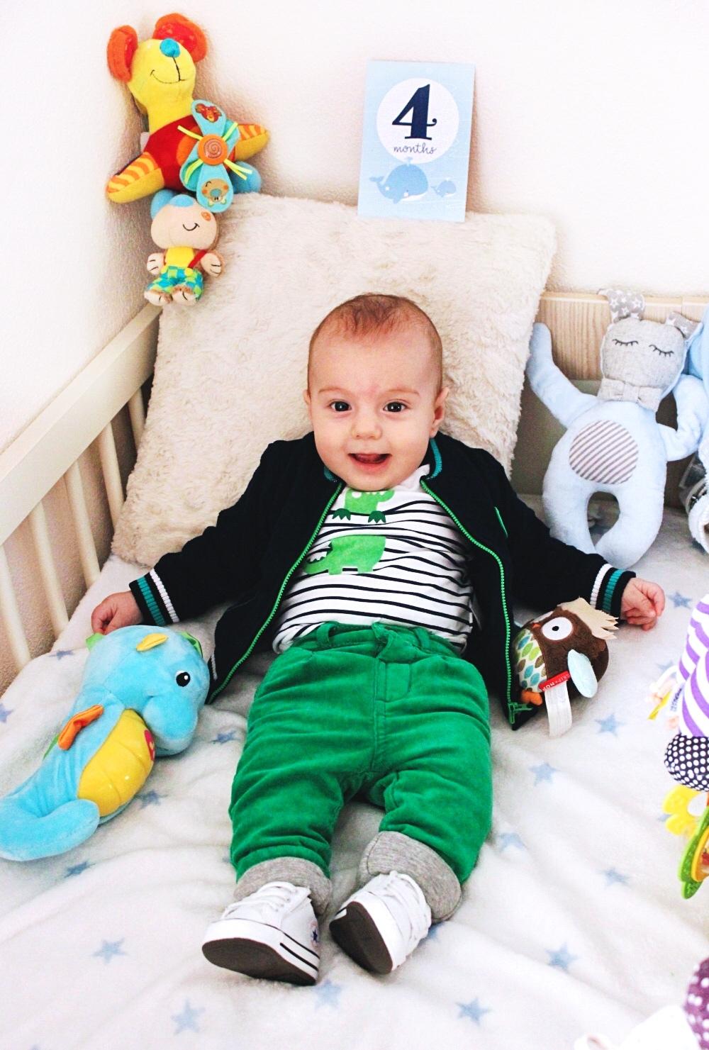 4 months old baby boy fashion style, beba stara 4 meseca moda i stil
