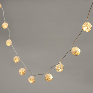 wicker fairy lights - lights4fun
