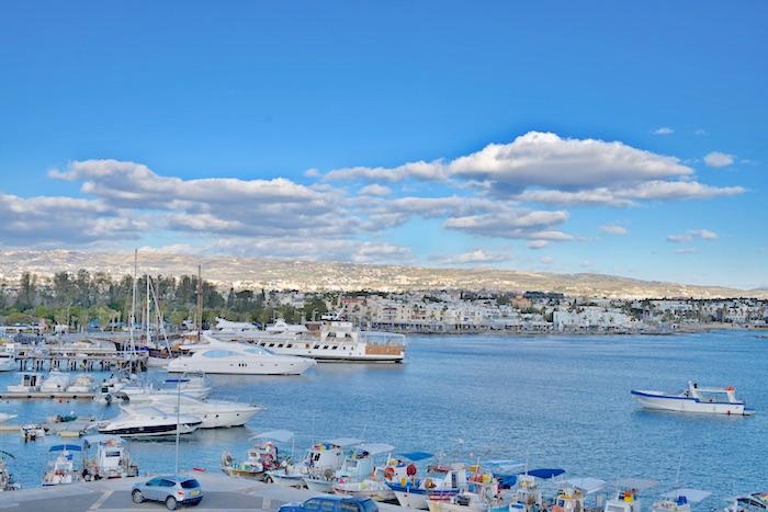 Cypr Pafos, Cypr marina