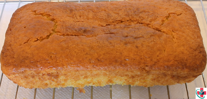 Delicious and Healthy Orange Cake Recipe for Dessert