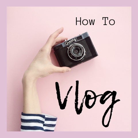 How to Vlog! PLUS 10 Vlogging Ideas and 5 Tips!