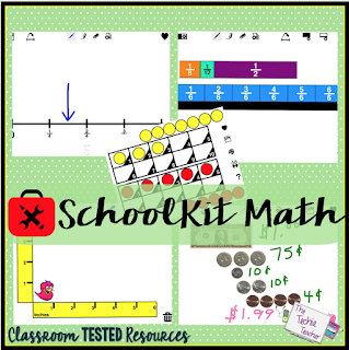 SchoolKit Math app | The Techie Teacher