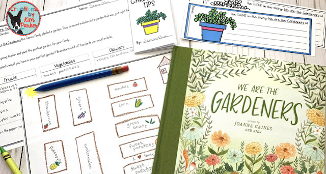 We are the Gardeners is the perfect elementary read aloud. Great content and message!