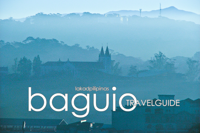 Baguio Travel Guide Itinerary Budget Map Blog
