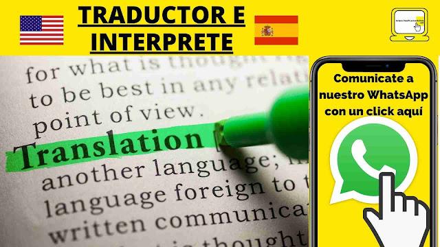 servicio de traducción en la paz bolivia
