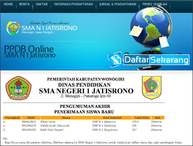 Perangkat Guru Aplikasi Penerimaan Siswa Baru (PSB) Online Berbasis Web  4