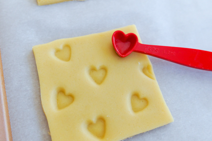 how to make swiss cheese cookies