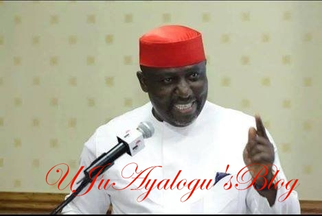 Imo: Don't Sell 'Forfeited Properties' – Court Warns Okorocha