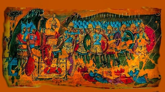 """""""ΛΑΤΙΝΙΚΟΝ"""" Οι αμφιλεγόμενοι ιππότες του Βυζαντίου"""