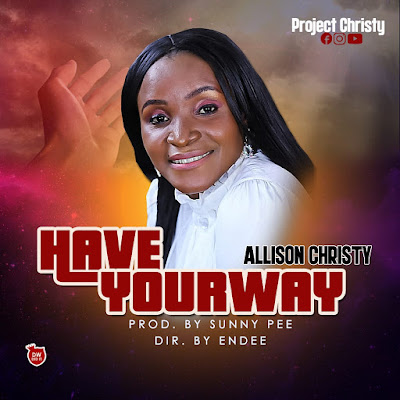 Have Your Way by Allison Christy