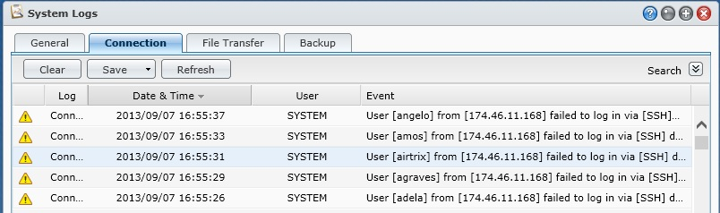 The Burning Ends: Synology Diskstation Security Tips