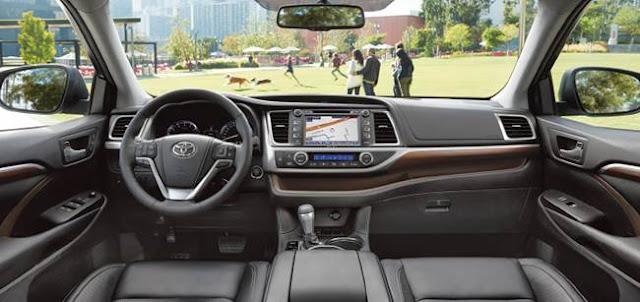 2017 Toyota Highlander Refresh