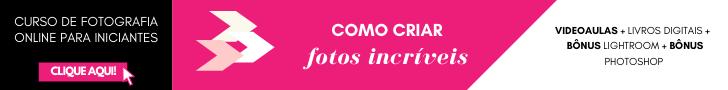 Curso de Fotografia Online para Iniciantes