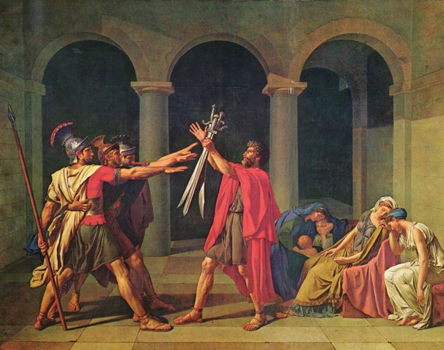 Lukisan Neo Klasik