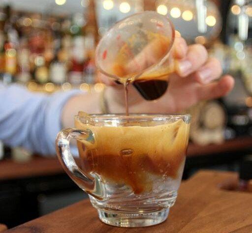 How much caffeine in a coffee?
