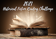 2021 Historical Fiction Reading Challenge logo