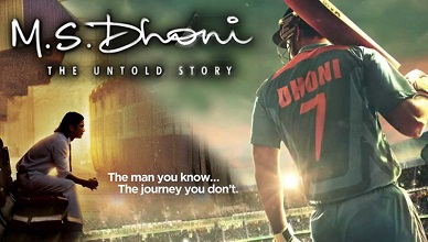 MS Dhoni - The Untold Story Tamil Dubbed Movie Online