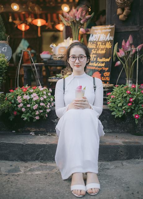 Nữ Sinh Áo Dài - Con Gái Việt