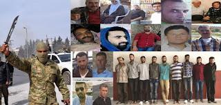 الاحتلال التركي يعتقل الكرد في سوريا ويحاكمهم داخل تركيا أمام مرمى ومسمع المنظمات الحقوقية والمجتمع الدولي