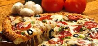 طريقه عمل بيتزا بالخضار