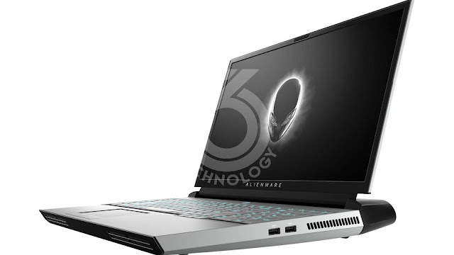 Alienware Area-51m, a scalable Gamer Laptop