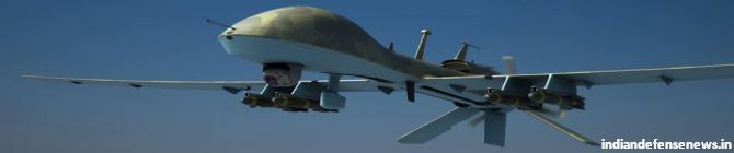 Indian Army Leases 4 Heron Unmanned Aerial Vehicles From Israel As Part of Its Emergency Procurement