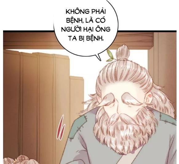 Nàng Phi Cửu Khanh - Thần Y Kiều Nữ chap 20 - Trang 36