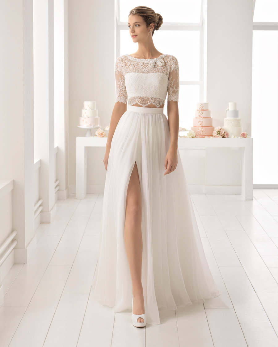 f95ce6df49 Inspiracje  trendy 2018 idealna suknia ślubna