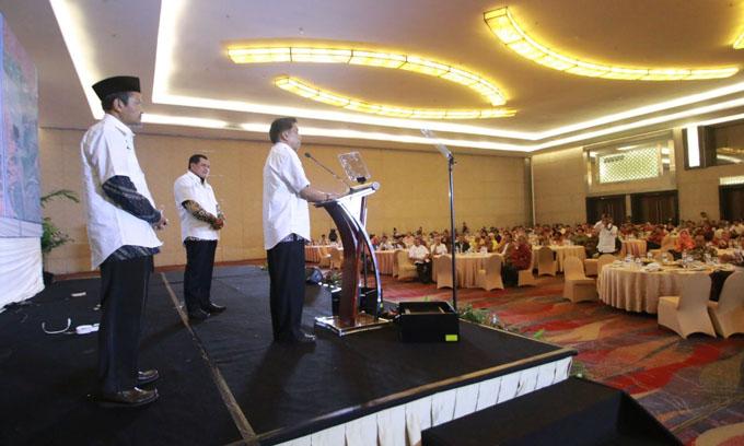 Prof Tahir Kasnawi: Insya Allah Barisan Guru Besar di Samping NH-Aziz