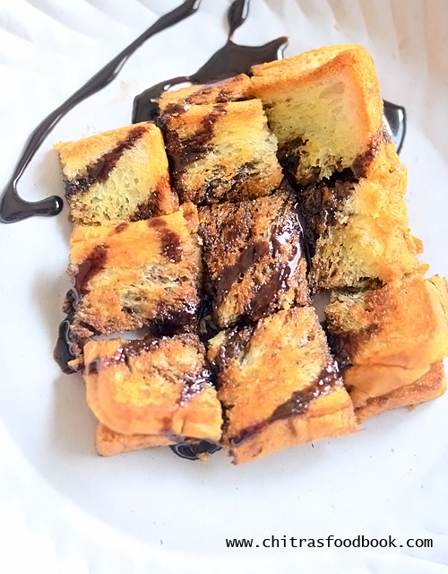 chocolate sandwich recipe using hersheys syrup