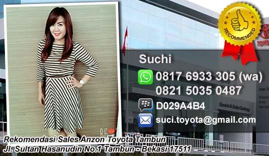 Rekomendasi Sales Mobil Dealer Anzon Toyota Tambun Bekasi