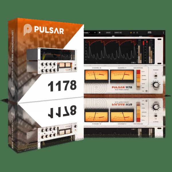 Pulsar Audio 1178 v1.1.1 Full version
