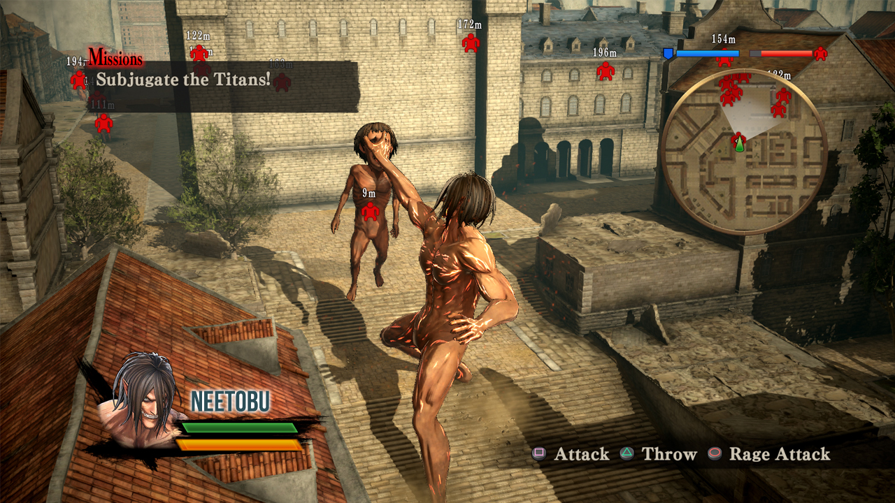 Gambar Attack on Titan Final Battle