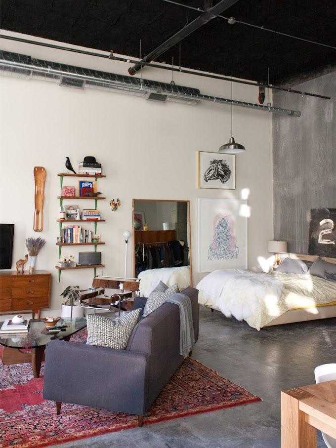 Chcę tak mieszkać, nigdy więcej pracować- case study open space'ów.