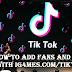 ig4mes com tiktok - How to add fans and like with ig4mes.com/tiktok