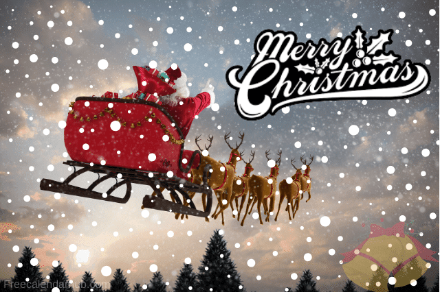 Christmas Festival HD Wallpaper