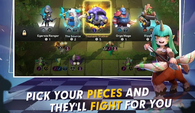 Game Strategi Android Terbaru 2019