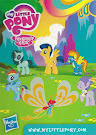 MLP Wave 11A Cloudia Breezie Blind Bag Card