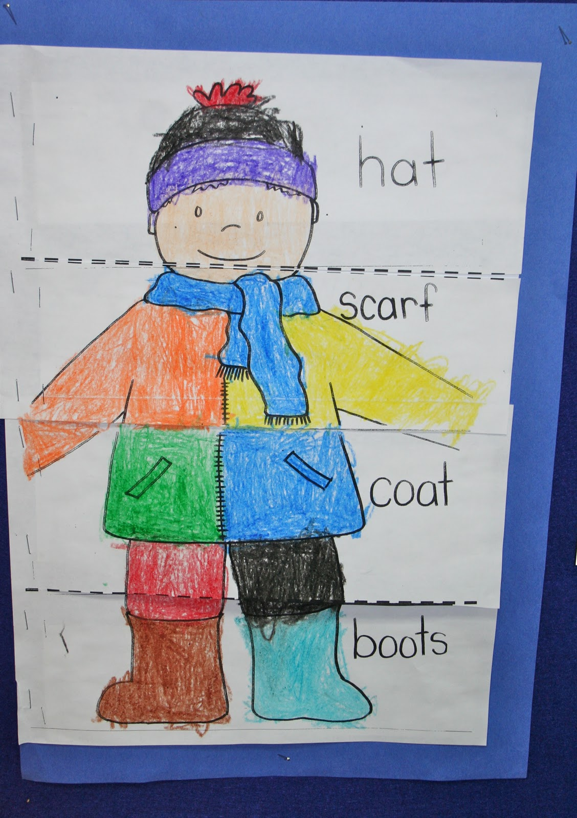 Mrs Lisa S Pre K Crew Rocks The Jacket I Wear In The Snow