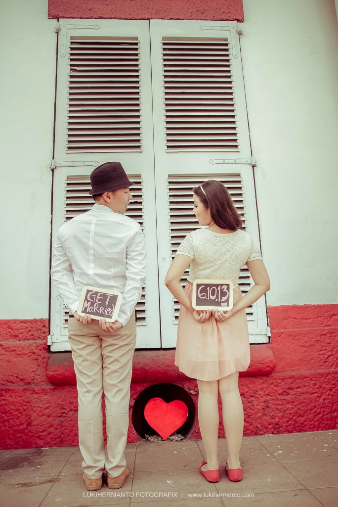 8 Tempat Romantis Untuk Wedding Outdoor Yang Bikin: Diorama Kehidupan: Pre Wedding Concept