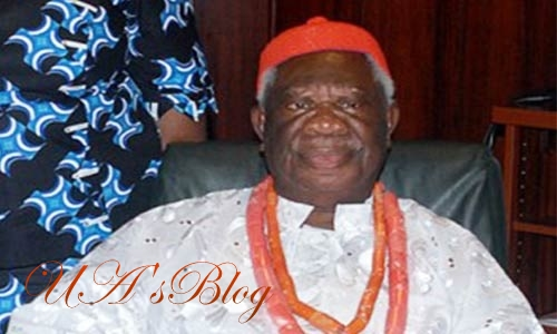 Obi Okonjo, Ex-Finance Minister's Father, Dies At 91, … Son Installed As Successor