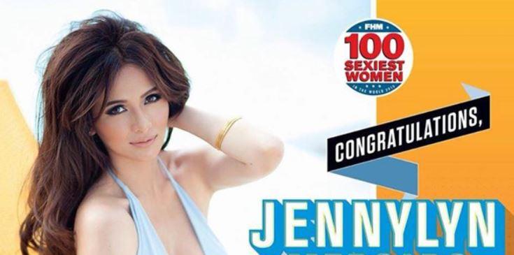 Jennylyn Mercado FHM