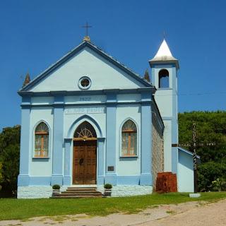 Capela de São Pedro, Pinto Bandeira