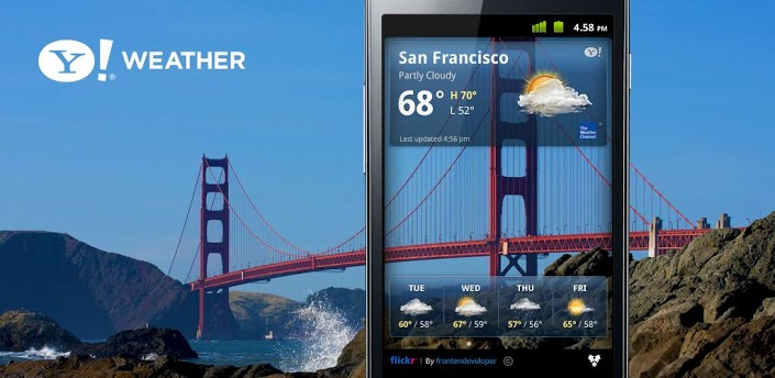 Apk Download: Download Yahoo! Weather 1 0 10 Apk